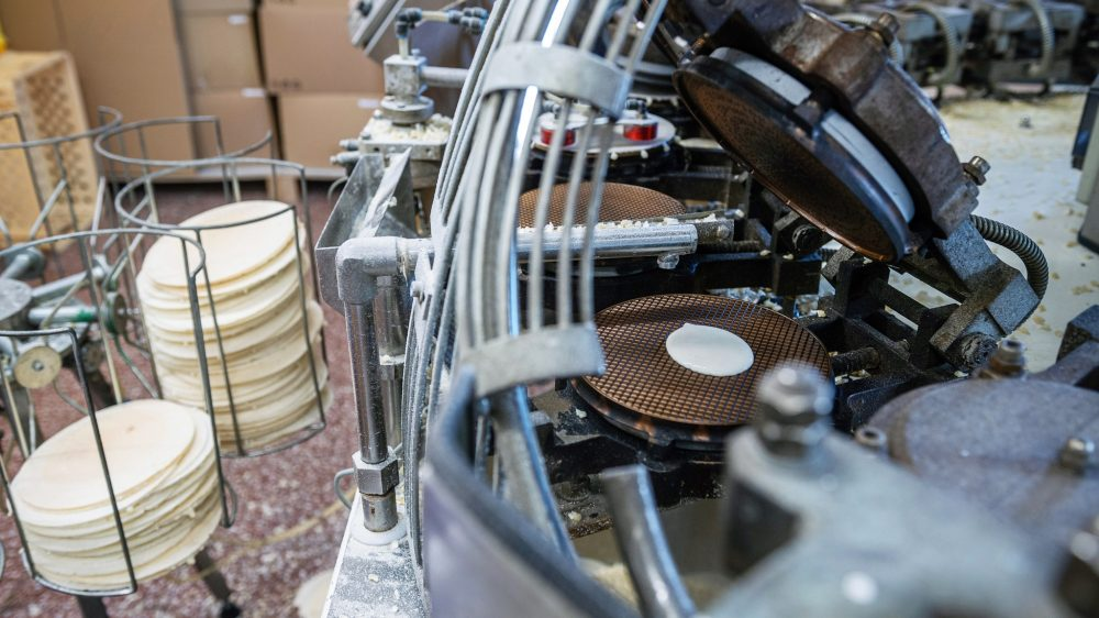 Unita v Bílé Vodě rozšířila výrobu oplatek